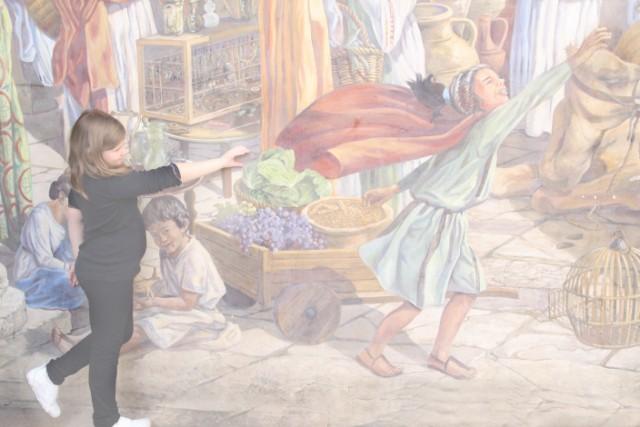 בעזרת הסקירה ההיסטורית וההמחשה הווירטואלית הרגשתי כאילו אני נמצא בבית הקדוש לעם היהודי,